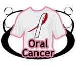 Oral Cancer Shirts, Merchandise, and Gifts