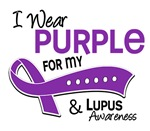 I Wear Purple 42 Lupus Shirts and Gifts