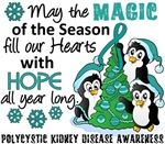 PKD Christmas Cards and Gifts