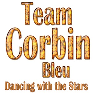 Team Corbin Bleu Dancing with the Stars