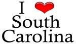I Heart South Carolina