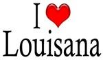 I Heart Louisana
