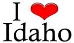 I Heart Idaho
