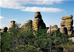Chiricahua Mountains Spires