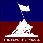 Land of the Free - The Few. The Proud.