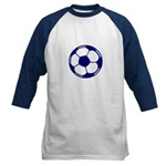 Blue Soccer Ball A