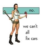Lesbian Mechanic