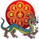 Dragon-mandala