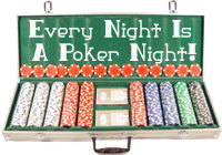 Every Night Is A Poker Night!