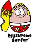 Eggstreme Surfer