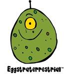 Eggstraterrestrial Alien Egg