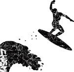 Chasm Surfer gets big air