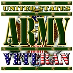 United States Army Veteran Eagle