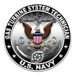 USN Gas Turbine System Technician Eagle GS