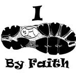 I Run By Faith (Shoe Ed)