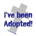 I've been Adopted!