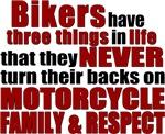 Three Things - Bikers