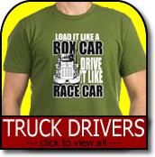 18WheelsRollin' - Big Rig Truck Driver Gifts