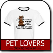 Furry Critters - Dog, Cat & Pet T-shirts & Gifts
