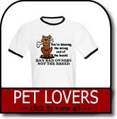 Furry Critters - Dog, Cat & Pet T-shirts & Gifts