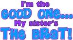 Bratty Sister