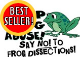Stop Frog Abuse