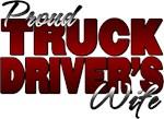 Proud Truckers Wife