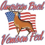 American Bred... venison fed
