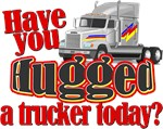 Have You Hugged a Truck Driver?