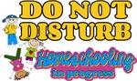 DND - Homeschooling in Progress