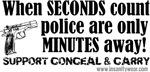 When Seconds Count