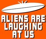 Extraterrestrials Avoid Us!