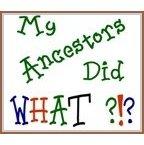Ancestors Did What?