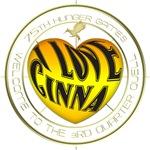 I Love Cinna, Cecelia,Cashmere, Brutus,and Beetee