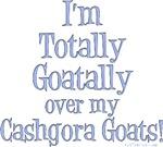 Totally Goatally Cashgora  Goat