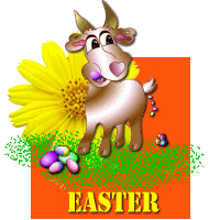 Easter GOATS