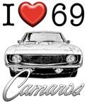 1969 Camaros