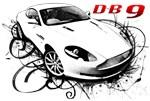 DB9 in swirls