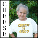 Crazy 'Bout Cheese