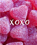 Valentine Cherry Hearts