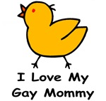 I Love My Gay Mommy Baby, Shirts & Gifts