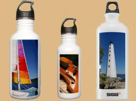 Thirst Quenching Water Bottles