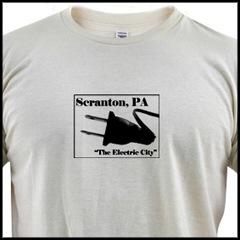 Scranton: The Electric City