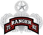 75th Ranger Airborne Master