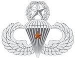 Master Airborne Combat Jump