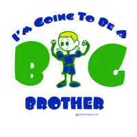 I'm Going To Be A Big Brother Shirts & More