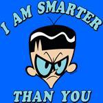 Smarter Than You Mandark Shirt