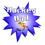 HOCKY DAD T-SHIRTS AND GIFTS