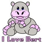 BERT THE HIPPO