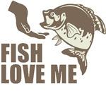 Fish Love Me